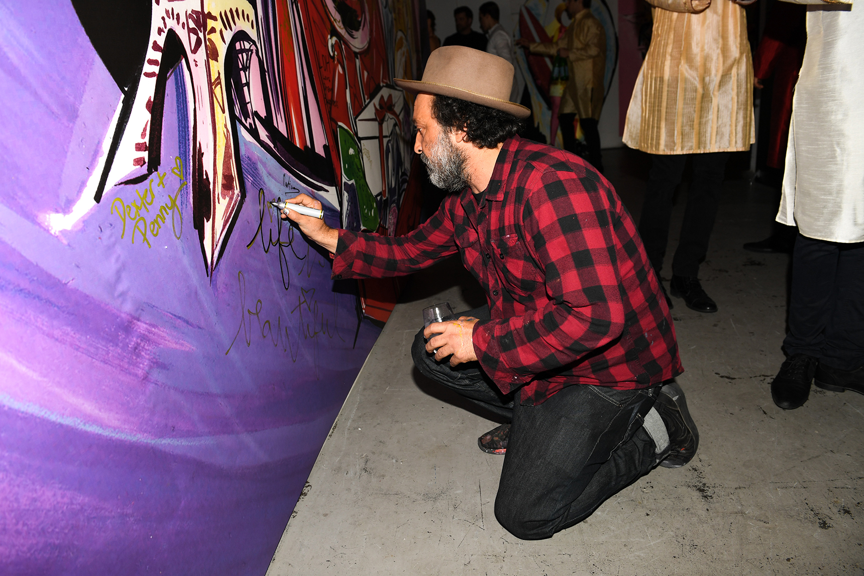 Thierry Guetta (aka Mr. Brainwash)
